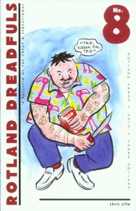 Portland Dreadfuls #8